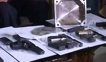 six from muzaffarnagar arrested with 11 pistols...