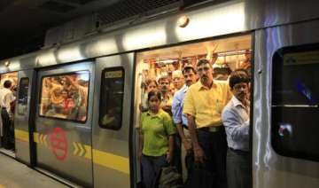 snag hits delhi metro - India TV