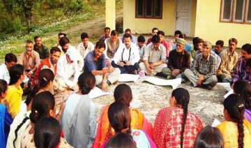 some changes likely in panchayat laws after...