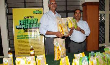 sresta to launch freedom from pesticides campaign...