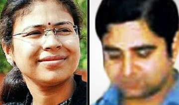 suspended ias durga shakti s batch mate and...