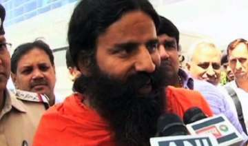 swami ramdev accuses pm of inaction - India TV