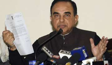 swamy granted anticipatory bail by delhi high...