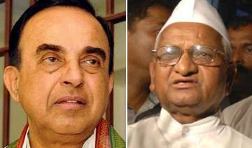 swamy ready to join hands with anna but says his...