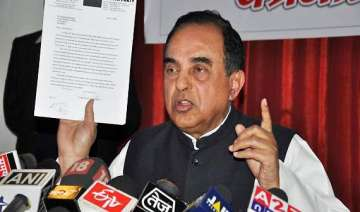 swamy rubbishes lokpal bill demands autonomy for...