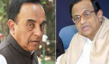 swamy says chidambaram may have to quit by new...