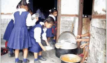 tadpole found in mid day meal at up school -...