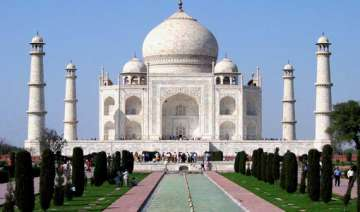 taj mahal ranked third among top landmarks in the...