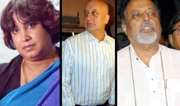 taslima lashes out at anupam kher - India TV