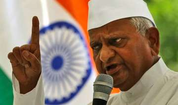 team anna to hold referendum on lokpal bill in...