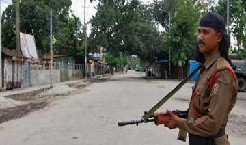 tension in up town over facebook post - India TV