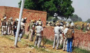 tension in western up leaders prevented from...