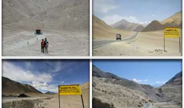 the unsolved mystery of ladakh s magnetic hills -...