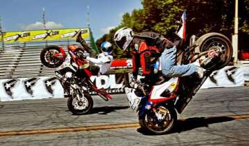 thrill excitement or insanity what drives bikers...
