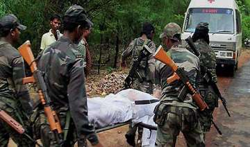 timeline of major maoist attacks in india - India...