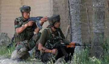 top lashkar militant killed in encounter - India...