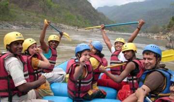 top 10 spots for river rafting in india - India TV