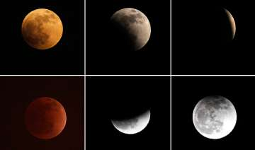 total lunar eclipse delights crowds in china...