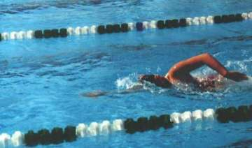 twelve year old mumbai swimmer manav mehta...