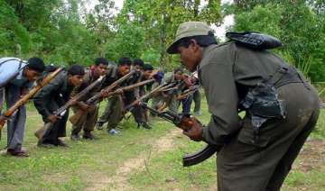 two maoist couriers arrested with explosives...