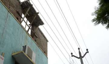 two electrocuted in up - India TV