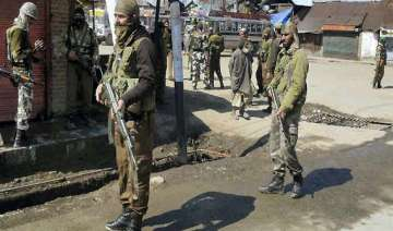 two militants killed in kashmir - India TV