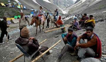 two amarnath pilgrims die of cardiac arrest -...