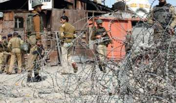 two crpf personnel killed as jawans fire at each...