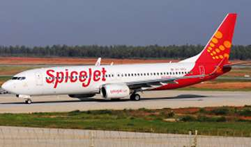 two spicejet pilots argued over who should land...