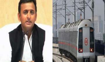 up govt to sign agreement for metro project with...