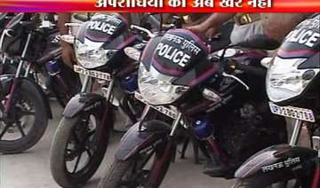 up police unveils traffic mobile squad in lucknow...