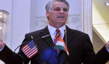 us ambassador to india roemer resigns - India TV