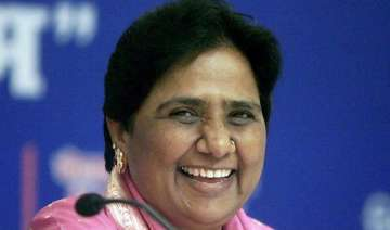 ultimate aim is power at the centre mayawati -...