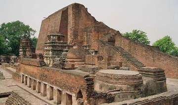 unique green air cooling system for nalanda...