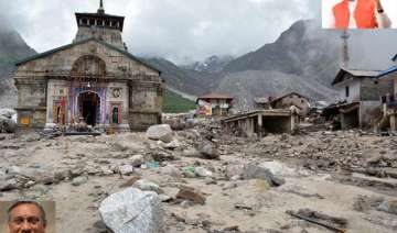 uttarakhand cm rejects modi s proposal to rebuild...
