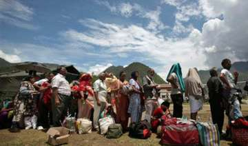 uttarakhand harsil evacuated 1 400 people still...