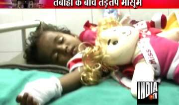 uttarakhand have you ever seen this injured girl...