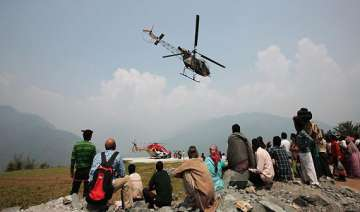 uttarakhand over 3 200 people airlifted as army...
