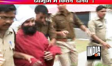 uttarakhand looters in saffron robes caught with...
