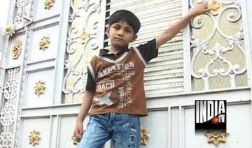 uttarakhand 5 year old abhijit in indore...
