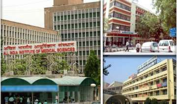 vvip ward of aiims 4 other hospitals in delhi...