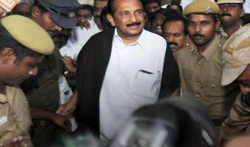 vaiko arrested - India TV