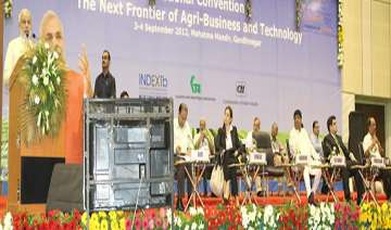 vibrant gujarat global high tech agro summit from...