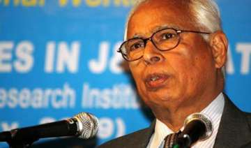 vohra takes oath for second term as kashmir...