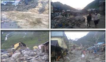watch in pics kedarnath after the devastating...
