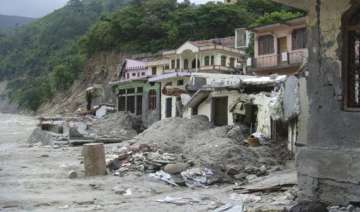 uttarakhand a month after the natural disaster...