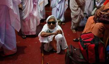 watch in pics the solitary sad lives of vrindavan...