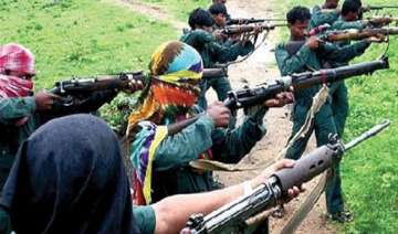 woman injured as maoist ied explodes - India TV
