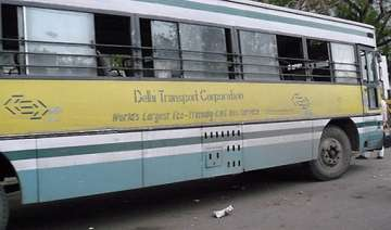 woman grand daughter crushed to death by dtc bus...