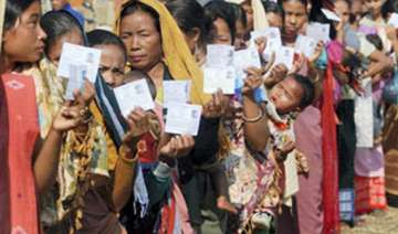 women voters outnumber men in mizoram - India TV